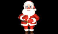 Santa Claus 3D Avatar